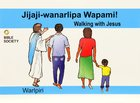Walking With Jesus (Warlpiri)