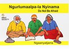 Do Not Be Afraid (Ngaanyatjarra) Booklet