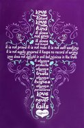Poster Large: Love is Patient, Love is Kind Poster