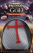 Full Armor of God Playset Costume (Silver & Red) Plastics
