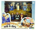 The Nativity Build-A-Story Playset (Tales Of Glory Toys Series) Game