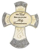 Elements Cross: Holy Communion, May God Bless You on Your Holy Communion
