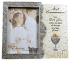 Elements Photo Frame: First Communion, May God's Love Protect and Guide You....
