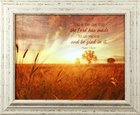 'Outlooks' Framed Art: This is the Day the Lord Has Made.....Psalm 118:24 Plaque