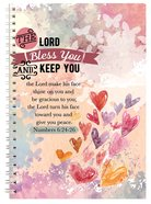 Spiral Softcover Journal: The Lord Bless You and Keep You
