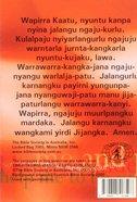 For You in Hospital (Warlpiri) Booklet