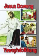 Jesus Died & Rose Again Easter Activity Book (Kunwinjku) Booklet