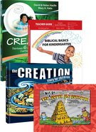 Biblical Basics For Kindergarten (Pack)