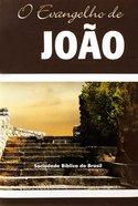 O Evangelho De Joao (Gospel Of John-portugese) Booklet