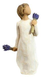 Willow Tree Figurine: Lavender Grace