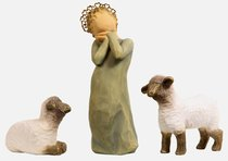 Willow Tree Nativity: Little Shepherdess