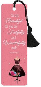 Tassal Bookmark: You Are Beautiful