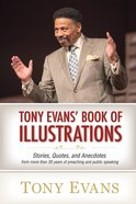 Tony Evans' Book of Illustrations Hardback