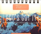 Daybrighteners: God's Got It (Padded Cover) Spiral