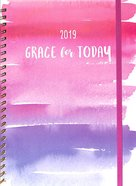 2019 16-Month Diary/Planner: Grace For Today, Sept 2018 - Dec 2019