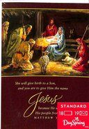 Christmas Boxed Cards: She Will Give Birth to a Son (Matthew 1:21)