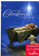 Christmas Boxed Cards: Christmas It's All About Jesus (1 Corinthians 16:23)