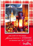 Christmas Boxed Cards: Light of the World (Isaiah 60:1)