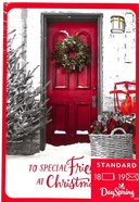 Christmas Boxed Cards: To Special Friends At Christmas (Philippians 1:7)