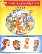 Dlc Kindergarten: Amazing N.T Heroes II Ages 5-6 (Student) (Discipleland Kindergarten, Ages 5-6 Series) Paperback