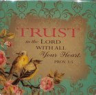 Meaningful Magnet: Trust in the Lord Novelty