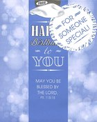 Gift Bag Small: Happy Birthday to You (Blue) Stationery