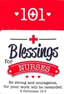 Box of Blessings: 101 Blessings For Nurses (2 Chron 15 7) Stationery