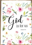 Boxed Cards: God is For Us (Romans 8:31) Box