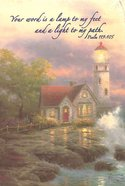 Journal Thomas Kinkade: Beacon of Hope Lighthouse Spiral