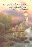 Journal Thomas Kinkade: Beacon of Hope Lighthouse Spiral