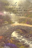 Journal Thomas Kinkade: Bridge of Faith Spiral