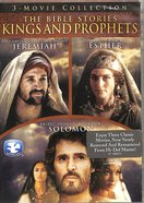 Kings & Prophets (Jeremiah, Esther, & Solomon) (Time Life Bible Stories DVD Series) DVD