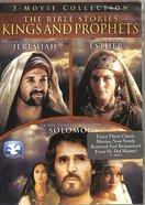 Kings & Prophets (Jeremiah, Esther, & Solomon) (Time Life Bible Stories DVD Series)