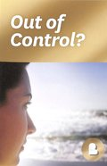 Out of Control (Niv) Booklet