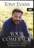 Your Comeback: Your Past Doesn't Have to Determine Your Future (Dvd) DVD
