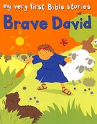 Brave David (10 Pack) (My Very First Bible Stories Series) Paperback
