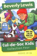 Cul-De-Sac Kids Collection #04 (Books 19-24) (Cul-de-sac Kids Series) Paperback