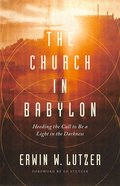 The Church in Babylon eAudio