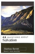 About Salvation (40 Questions Series) Paperback