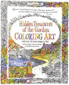 Hidden Treasures From the Garden (Adult Coloring Books Series) Paperback