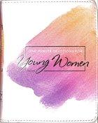 One Minute Devotions For Young Women Imitation Leather