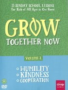 Humility, Kindness, Cooperation (Includes Reproducibles and DVD) (#02 in Grow Together Now Series) Pack