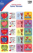 Sticker Pack: Love Verses (120 Stickers Per Pack)