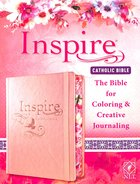 NLT Inspire Catholic Bible Hardback