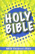 NRSV Children's Bible Ages 8-12 Hardback