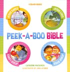 Peek-A-Boo Bible: 4 Board-Book Boxed Set Box