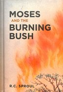 Moses and the Burning Bush Hardback