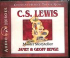 C. S. Lewis - Master Storyteller (Unabridged, CDS) (Christian Heroes Then & Now Audio Series) CD