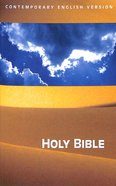 CEV Holy Bible Black Letter Paperback