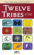 Twelve Tribes of Israel (Rose Guide Series)